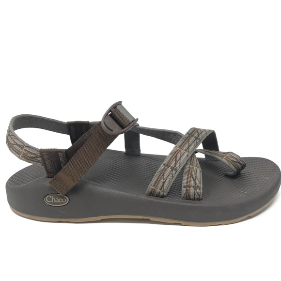 37785162e571 Chaco Other - Chaco Z Cloud 2 Sport Sandals Brown Gray Sz 12